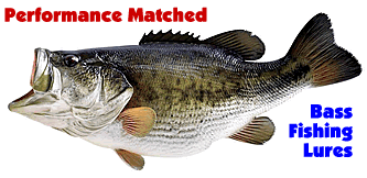 High Performance Bass Fishing Lures